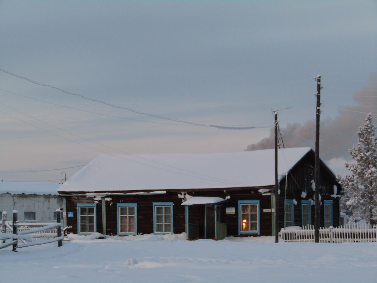 More Siberia Stories...